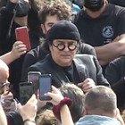 """L'appello di Renato Zero a Piazza del Popolo, """"I Governi guardino di più al nostro destino"""""""