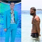 Isola 2021, è scontro tra Tommaso Zorzi («Basta con queste telenovelas cilene») e Gilles Rocca («Vai avanti solo a follower»)