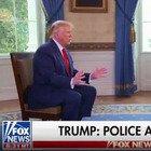 Trump, la frase choc: «I poliziotti che soffocano sono come quelli che in un torneo di golf sbagliano un putt» VIDEO