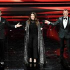 "Sanremo 2021, Laura Pausini canta ""The Rythm of the Night"""