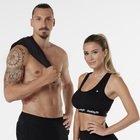 Ibrahimovic e Leotta inaugurano la nuova era del fitness con un'app