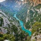 È l'unico e solo gran canyon d'Europa e non ha niente da invidiare a quelli americani. Ecco dove sta