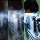 """""""Maradona è apparso in cielo"""", il video suggestivo sui social"""