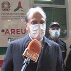 Covid, a Termini arriva il treno sanitario. Battisti (Ad FS Italiane): «Tecnologia unica»