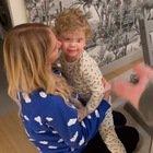 Chiara Ferragni, il video inedito di Leone poco prima del parto. Il gesto del bimbo spiazza tutti: «Ma che dice?»