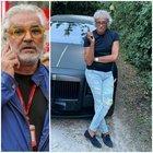 «Ma quale Briatore, sono io che ho bloccato Milano con la Rolls»: si scusa il gallerista sosia del re del Billionaire