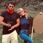 """Can Yaman e Diletta Leotta """"coppia pericolosa"""": la prima foto ufficiale su Instagram"""