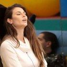 GfVip. Giulia Salemi, il bacio a Dayane Mello e la gelosia di Rosalinda: cosa è successo stanotte