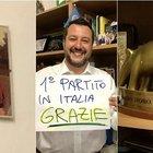 Matteo Salvini, dai Tapiri a Franco Baresi: i segreti dell'ufficio del vice premier