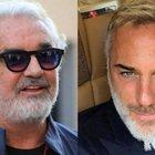 Flavio Briatore, la battuta sul domestico di Gianluca Vacchi indigna i follower: «Sei pessimo, cafone»