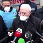 V-Day, De Luca: «Sembrava più lo sbarco in Normandia che l'arrivo dei vaccini»