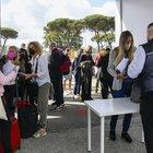 Internazionali di Roma, al Foro Italico torna il pubblico sugli spalti