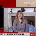 Milly Carlucci, l'annuncio sulla finale di Ballando a Storie Italiane: «Alessandra Mussolini deve fare la finale. Ballerà con Samuel Peron»