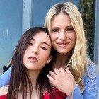 Michelle Hunziker, Aurora Ramazzotti: «Avevo 14 anni e dicevano che mamma era più bella, ho sofferto»