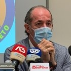 Veneto, Zaia: «Rt sensibilmente calato»