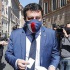 Lockdown, aprile in rosso e arancione. Salvini attacca: impensabile. Draghi: decidono i dati