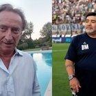 Morto Maradona. La notizia arriva a Pomeriggio 5, Amedeo Goria scoppia in lacrime: «Ha fatto grande il Napoli e l'Argentina»