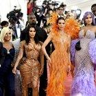 Kim Kardashian al Met 2019 a New York
