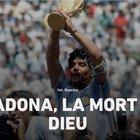Le aperture dei giornali di tutto il mondo sulla morte di Diego Armando Maradona