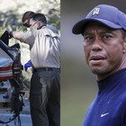 Tiger Woods operato dopo l'incidente, come sta. La polizia: «Fortunato ad essere ancora vivo». Salvato dalla cintura