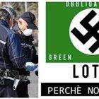 Il Green pass paragonato al nazismo. I vigili di Roma lo boicottano: «Nessuno sarà multato»
