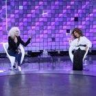 Verissimo, Marcella Bella e Donatella Rettore da rivali ad amiche: «Ora siamo come sorelle»