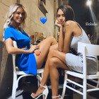Diletta Leotta ed Elodie, è show al compleanno di Mahmood: la foto che fa impazzire il web
