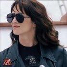 """Asia Argento, messaggio per il sostituto a X Factor Lodo Guenzi: «In bocca al lupo """"biondino""""»"""