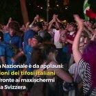 Euro 2020, Italia da applausi: ecco le reazioni dei tifosi in piazza a Roma