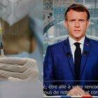 Parla Macron, un milione di vaccini