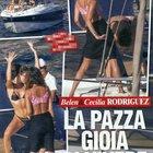 Belen Rodriguez e Cecilia Rodriguez ballano in barca (Chi)