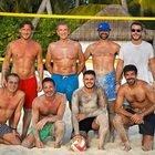 Ilary e Totti, Wanda Nara e Icardi, Favino e Greggio: tutti i vip alle Maldive