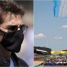 F1, Gp Silverstone: c'è anche Tom Cruise ai box