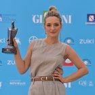 """Carolina Crescentini al Giffoni Film Festival: """"Quella volta in cui ho fatto ridere Sabrina Ferilli"""""""