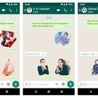 Stickers su WhatsApp, la mossa geniale di Telegram