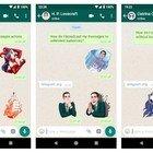 Stickers su WhatsApp, la mossa geniale di Telegram