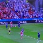 Euro2020, il momento in cui Eriksen collassa in campo