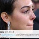 Juve Atletico Madrid, Georgina piange stadio: ecco cosa ha fatto per il suo Ronaldo