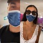 """Giulia Salemi e Pierpaolo, viaggio di ritorno da Ibiza. Ma in aeroporto la """"brutta notizia"""": «Com'è possibile?»"""