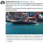 Giorgia Meloni: «Pseudo filantropi, vogliono dare lezioni all'Italia?»