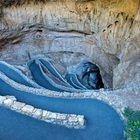 La strada per l'inferno, avreste il coraggio di scendere in questa caverna?