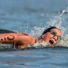 Olimpiadi, nuoto 10 km fondo: oro alla brasiliana Cunha, Rachele Bruni chiude 14esima (in lacrime): «Ho sofferto»