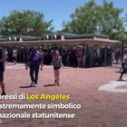 Stati Uniti, Disneyland riapre le porte