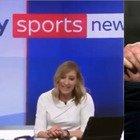 Mourinho e quel «Daje Roma» che mette in imbarazzo i commentatori britannici: «Degia Roma... che vuol dire?»