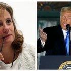 La virologa Ilaria Capua: «Trump protetto contro il Covid, cura con i monoclonali come un missile terra aria»