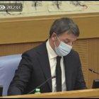 Renzi: «Crisi aperta da mesi e non da noi, fiducia piena in Mattarella»