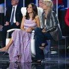 Sabrina Ferilli e l'amicizia con Maria De Filippi: l'attrice commossa per quel video