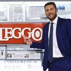 Guglielmo Stendardo, ex difensore della Lazio a Leggo FOTO