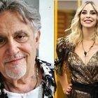 GFVip, Stefania Orlando risponde ad Andrea Roncato: «È lui a dire che la moglie è gelosa di me»