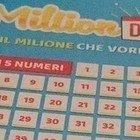 Million Day, i cinque numeri vincenti di mercoledì 20 maggio 2020